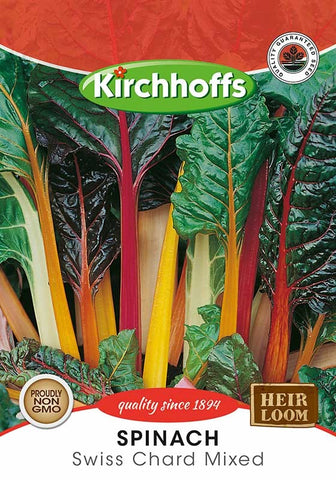 Veggie - Spinach Swiss Chard Mix