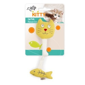 Cat Fish Yellow