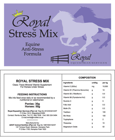 Royal Stress Mix 2.5Kg