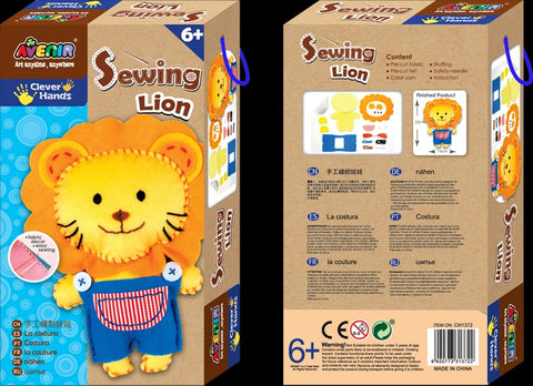 Avenir Sewing Lion