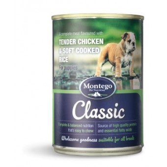 Montego Puppy Chic Tin 385G