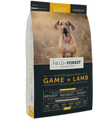 Field And Forest Game + Lamb