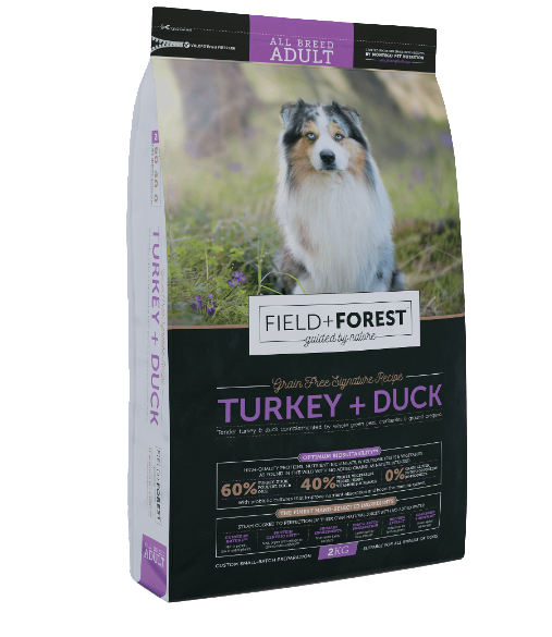 Field And Forest Turkey + Duck
