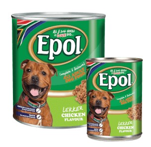 Epol Chicken Tin 420G