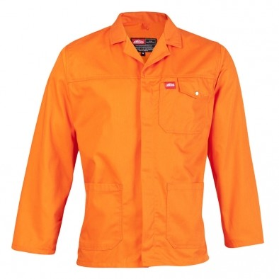 Jonsson Conti Jacket Orange