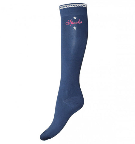 Ladies Denim Chantal Spooks Socks