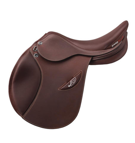 17  Cacao Double Leather JD Erreplus Saddle