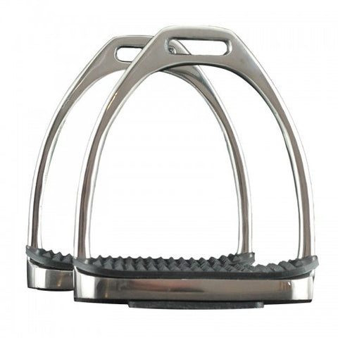 12 Cm Stirrup Irons Stainless Steel