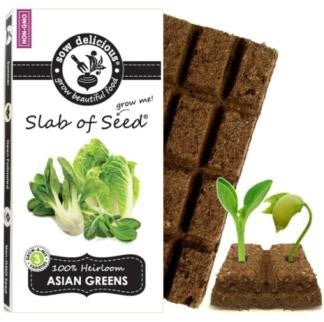 Sow Simple - Asian Greens