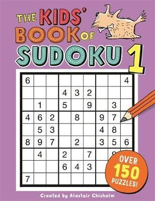 Kids Book Of Sudoko 1