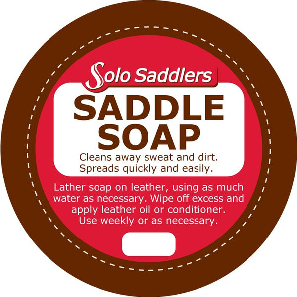 5L Saddle Soap Solo