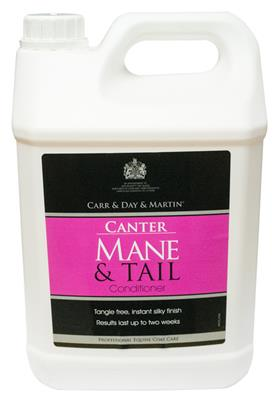 CDM 5Ltr Canter Mane & Tail Conditioner