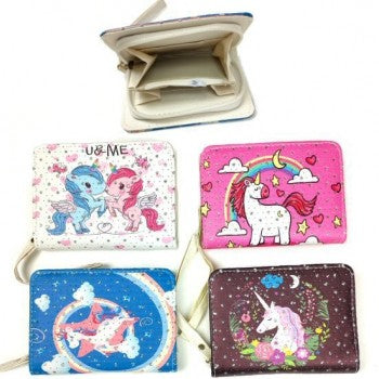Unicorn Purse Small