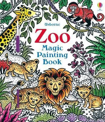 Magic Painting: Zoo