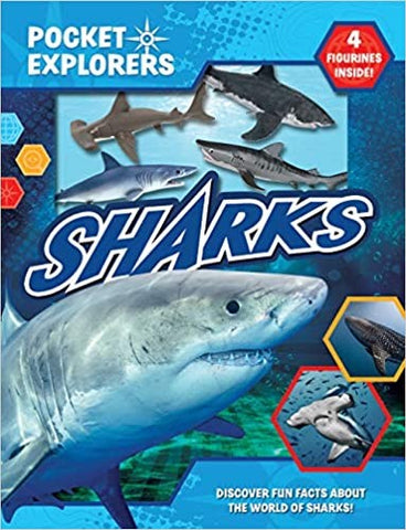 Pocket Explorers:Sharks