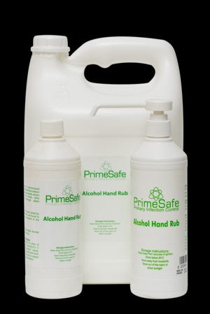 Primesafe Alcohol Hand Rub