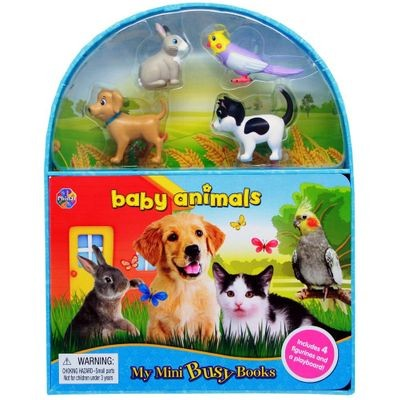 My Mini Books: Baby Animals