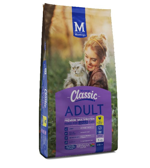 Montego Cat Chicken 1kg