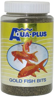 Fish Goldfish A\\P Bits 50G