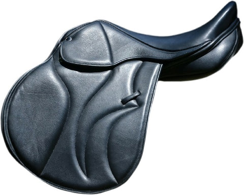 17  Black XKJ2 Argo Jumping Saddle