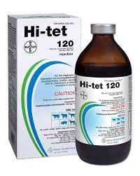 Hitet 120 Injectable 100ml