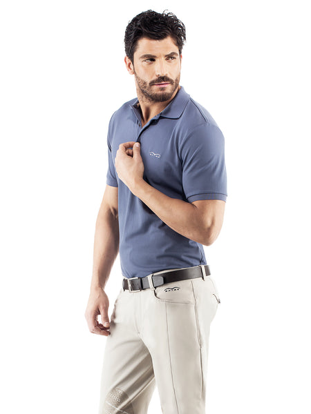 Animo Ombra Amalfi Short Sleeve Polo