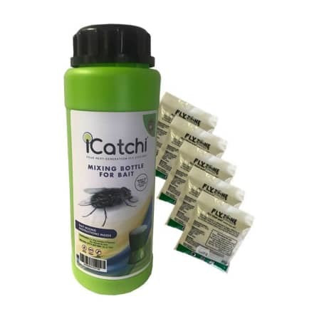Icatchi Mixing Bottle 1lt