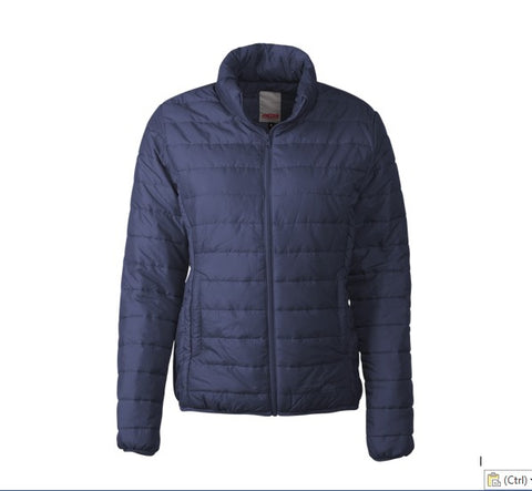 Jonsson Packable Jacket Navy