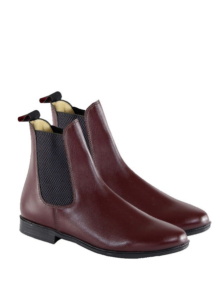 Oxblood Regent Junior Steed Jodphur Boot