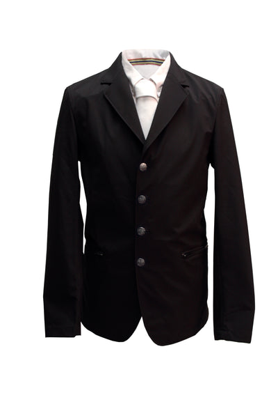 Black Mens Horseware Competition Jacket