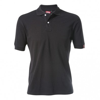 Jonsson Golf Shirt Black