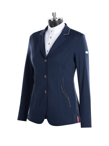 Animo Lawel Blu Navy Woman's Jacket
