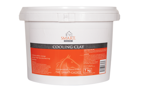 Cooling Clay