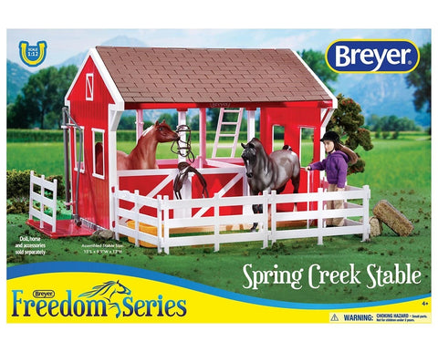 Breyer - Spring Creek Stable