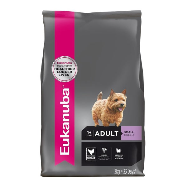 Euk Adult Sml Breed 1Kg