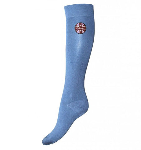 Ladies Skyblue Spooks Socks