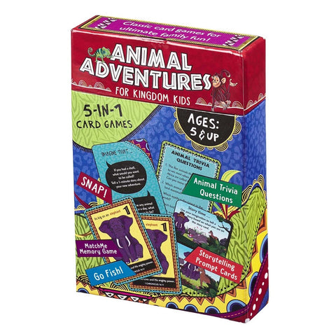 Animal Adventure Game