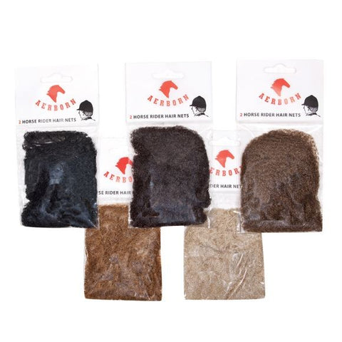 Hairnets Brown 2 Pack