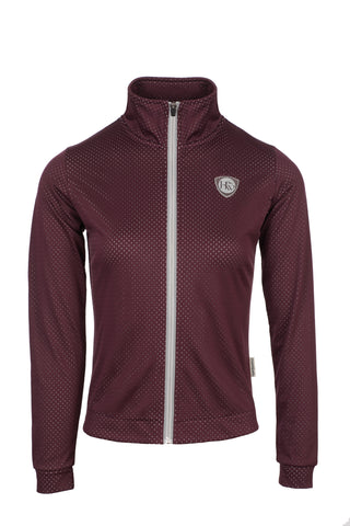 Horseware Triona Track Top Fig
