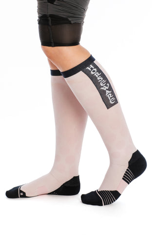Horseware Ladies Technical Sport Socks Rosewater