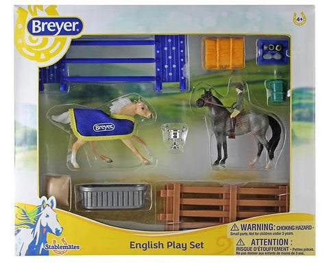 Breyer Sm English Play Set