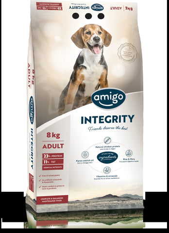 Amigo Integrity - Adult Small (8kg)