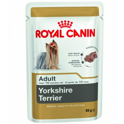 Royal Canin Yorkie Pouch Each