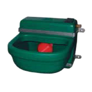 16 Litre Water Drinker Dbl GREEN