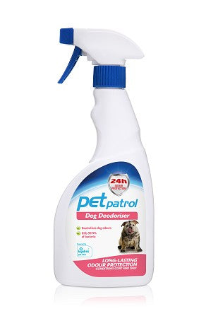 Pet Patrol Deodoriser Spray 500Ml