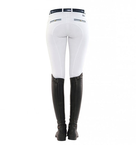 Spooks Ricarda Full Grip Breeches White