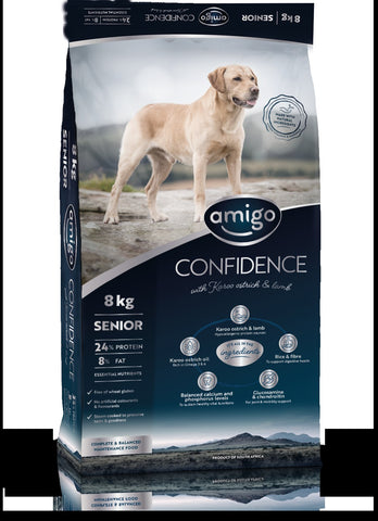 Amigo Confidence - Senior Small (8kg)
