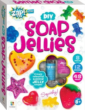 Diy Soap Jellies