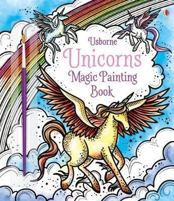Unicorns: Magic Painting