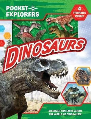 Pocket Explorers - Dinosaurs